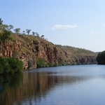 Chamberlain Gorge, Gibb River Road