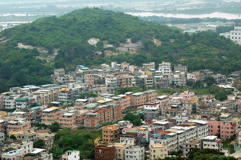 Shing Uk Tsuen 盛屋村