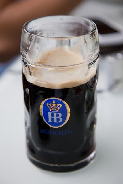 Gotta love the German dark beer