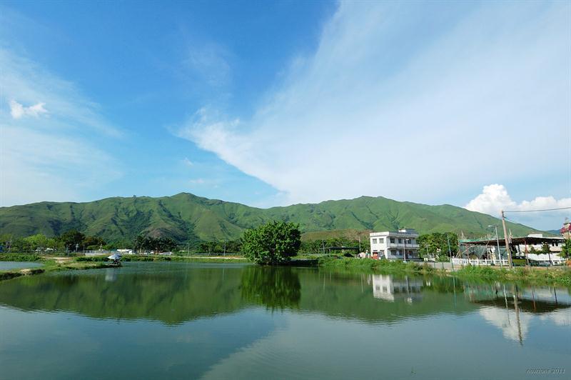 北圍村望雞公嶺