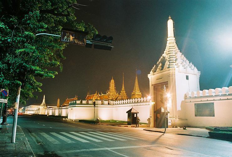 Wat Phra Kaeo , 3 AM