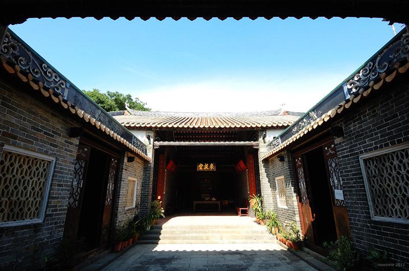 DSC_8417 廣瑜鄧公祠 Tang Kwong U Ancestral Hall.jpg