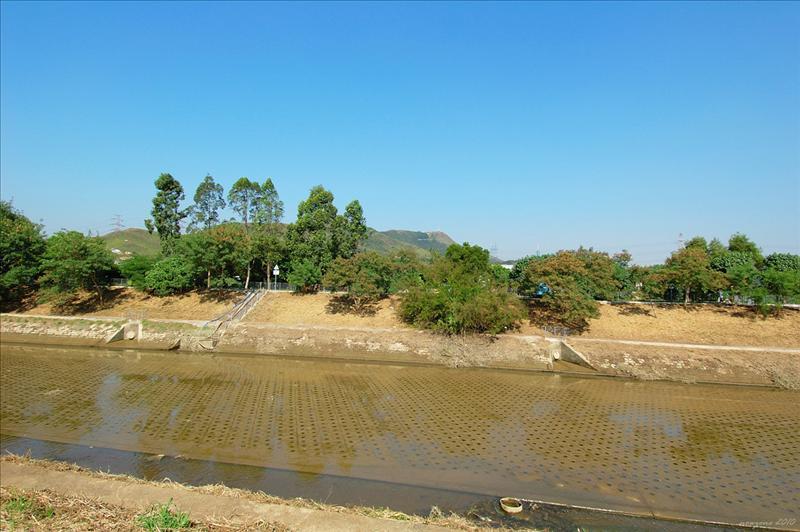 雙魚河 Sheung Yue River