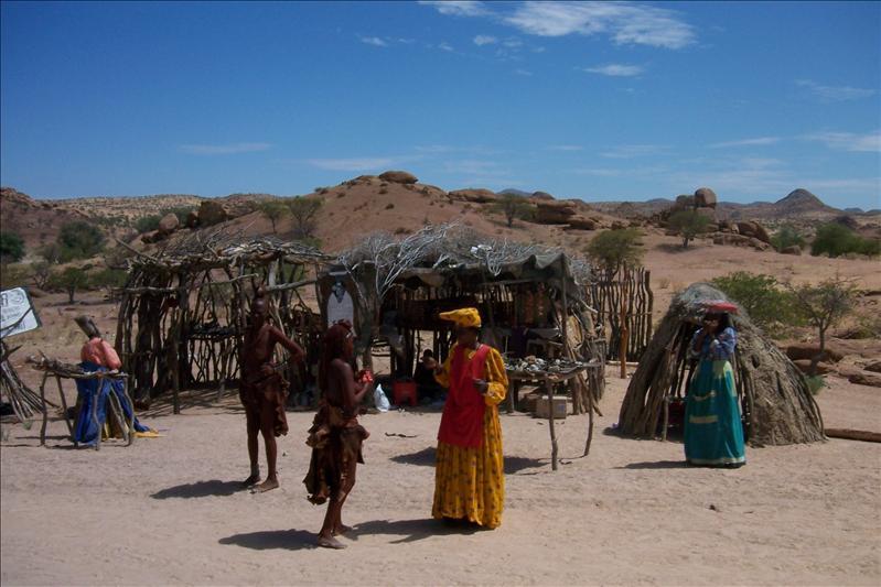 Himba & Herero Women