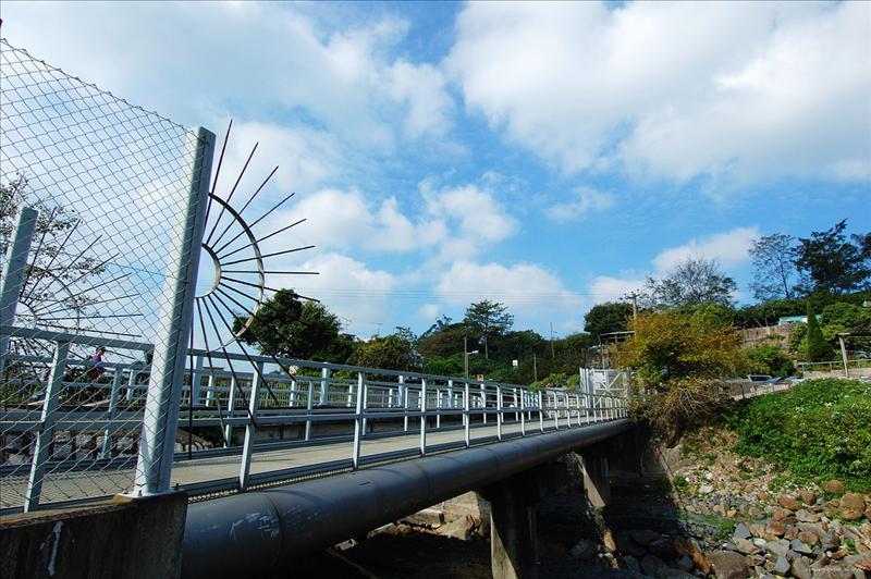過打逕坑橋 Da Keng Hang Bridge