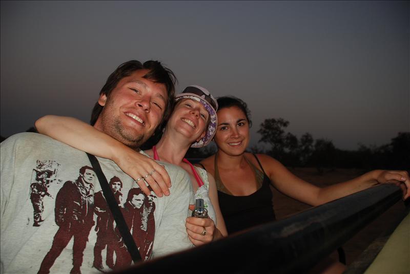 Chris, Kate & me