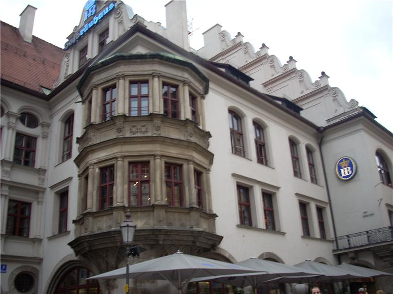 Hofbräuhaus Beer Hall