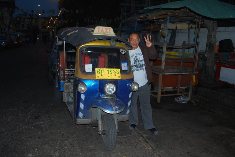 Our friendly tuk-tuk driver