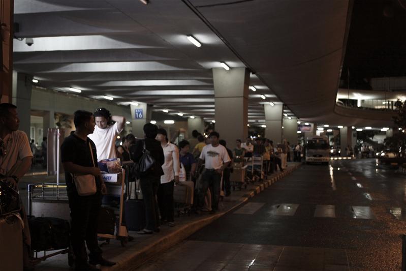 Taxakø - Manila airport