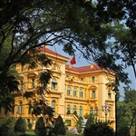 residence of the president of vietnam