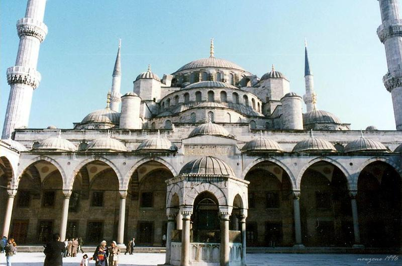 Blue mosque藍廟