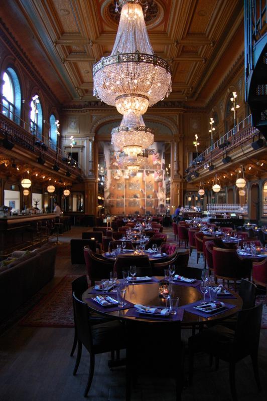 Hotel Dining Room: Stockholm