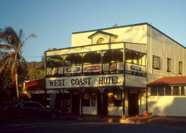 COOKTOWN, QL - WEST COAST HOTEL