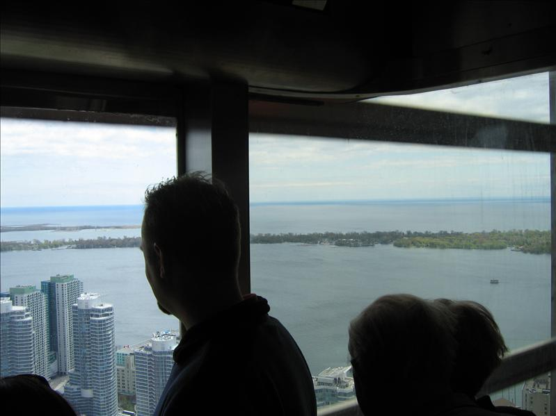 From CN Tower Lift 1