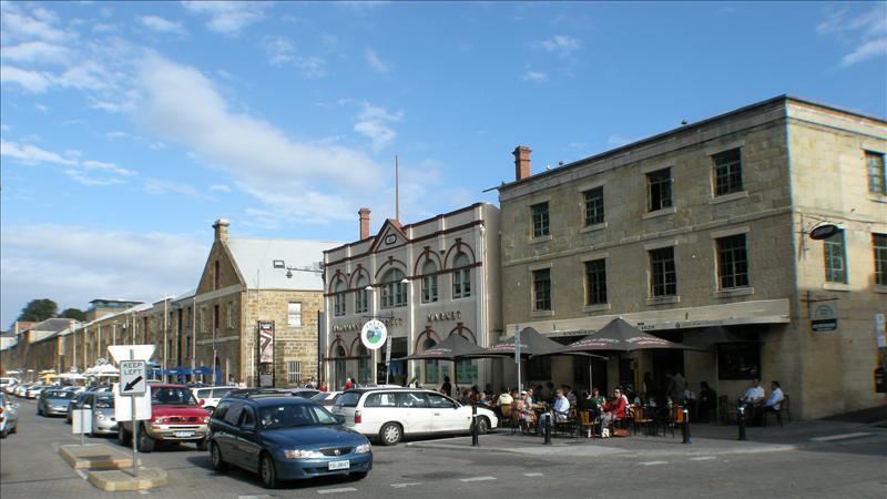 Terrace (Salamanca Pl, Hobert)