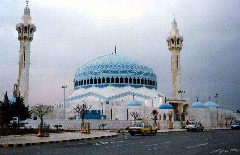 Amman 安曼