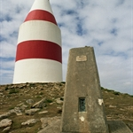Daymark and Triangulation Point
