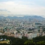看到整個九龍半島及香港島