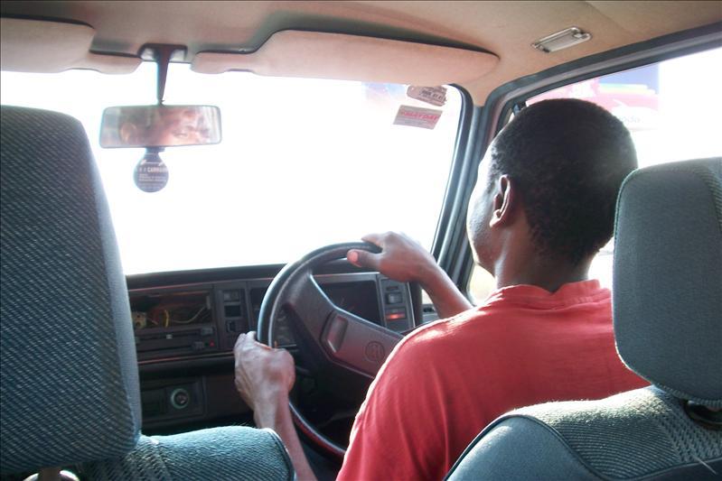 our crazy driver