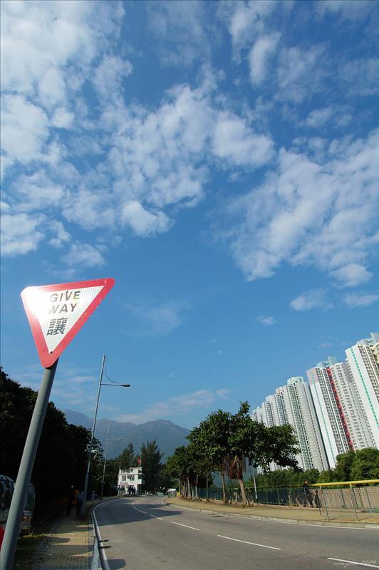 東涌道 Tung Chung Road
