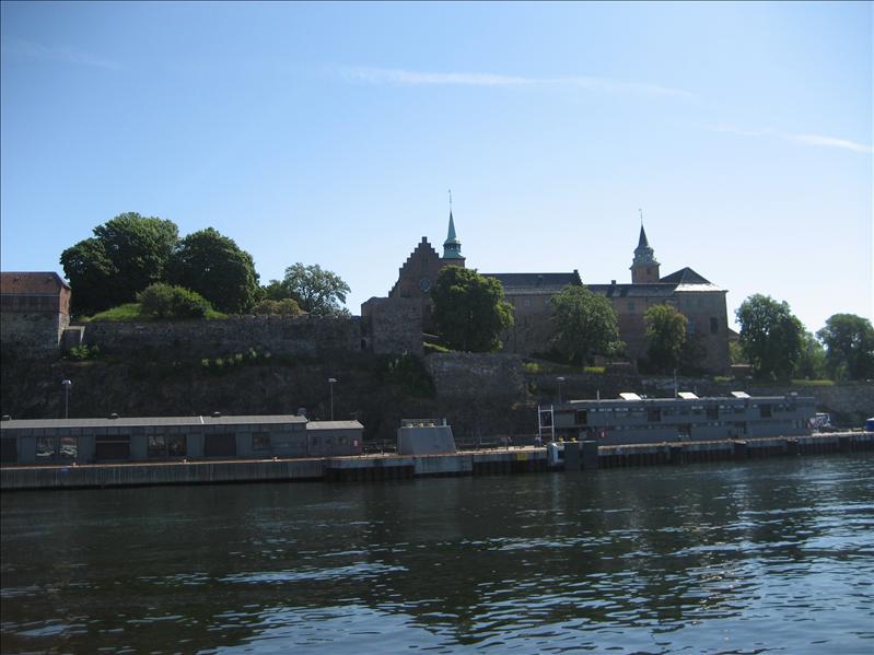 fortress of akershus