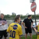 Watersportbaanloop + Vat vant zwin
