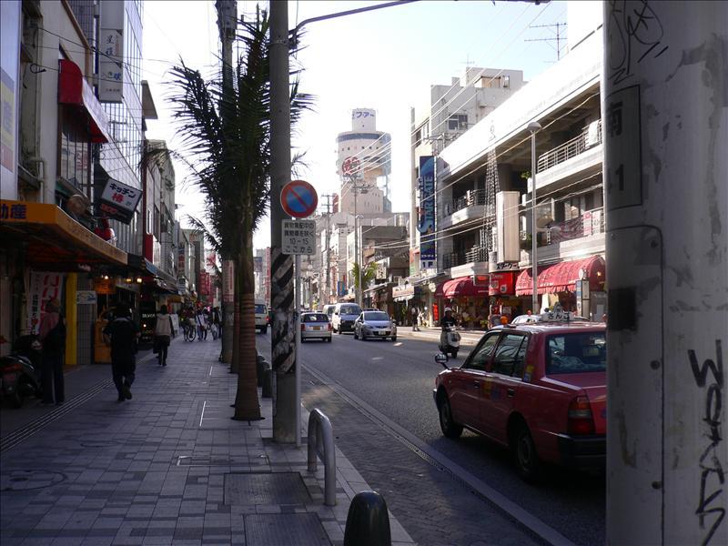 著名的國際街