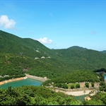大潭上水塘及大潭副水塘Tai Tam Upper Reservoir and Tai Tam Byewash Reservoir