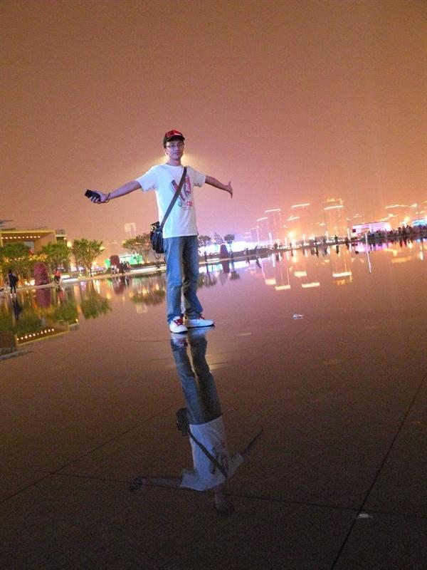 反射水面廣場設計的超讚