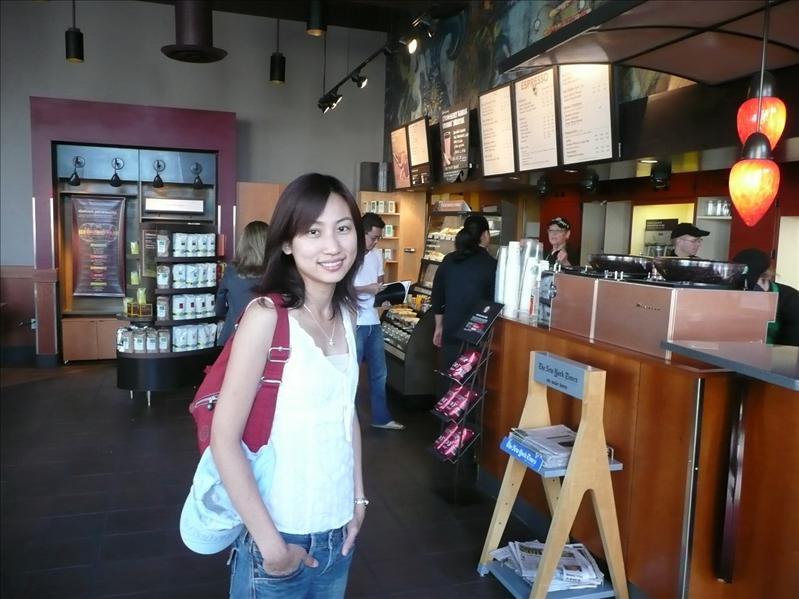 Starbucks - in GNV