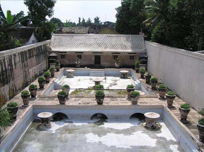 Taman sari, Yogyakarta