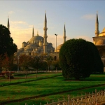The Blue Mosque of Sultanahmet
