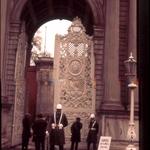 Entrada Palacio con soldados