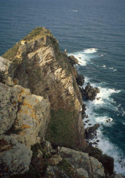 CAPE POINT, SA - MAY