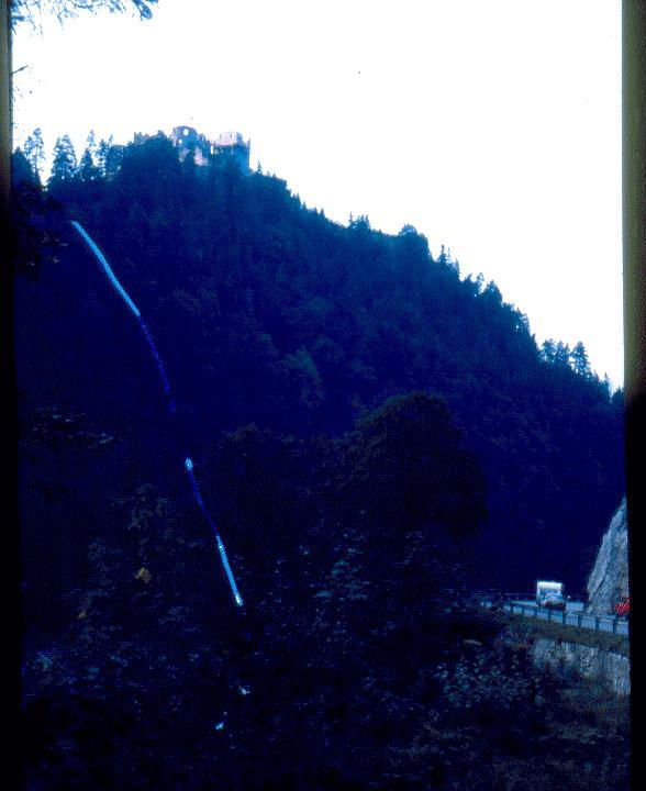 Vista desde Castillo