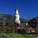 Mount Wutai(五台山),Shanxi(山西),China,Jun 2011