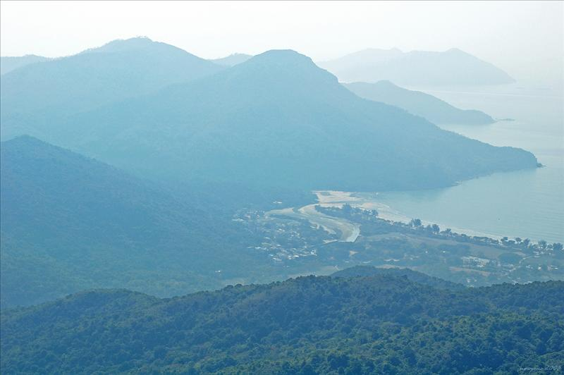 Pui O Wan & Lo Yan Shan 貝澳灣及老人山