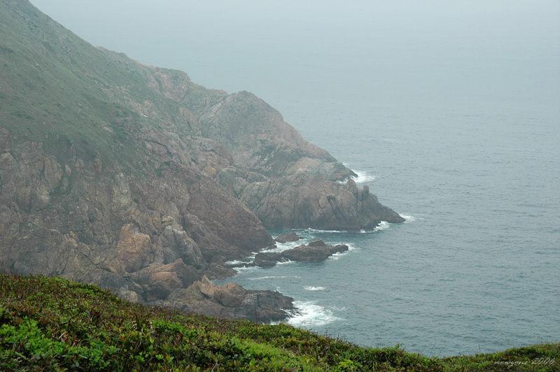 沿途海涯景色