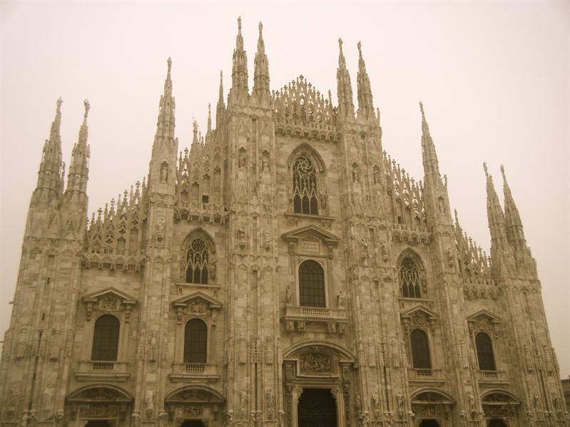 beautiful! looks like notre dome huh?