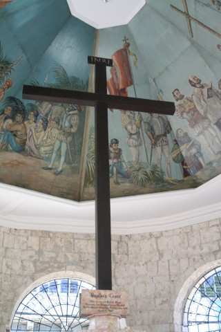 Magellen's cross, Cebu