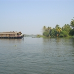 House Boat at Alleppey Backwaters