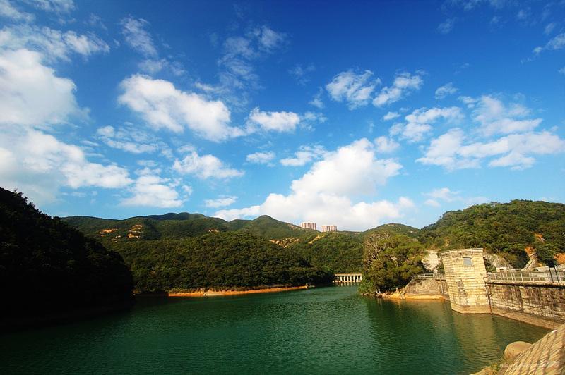 大潭副水塘 Tai Tam Byewash Reservoir
