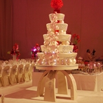 wow wedding cakes dubai