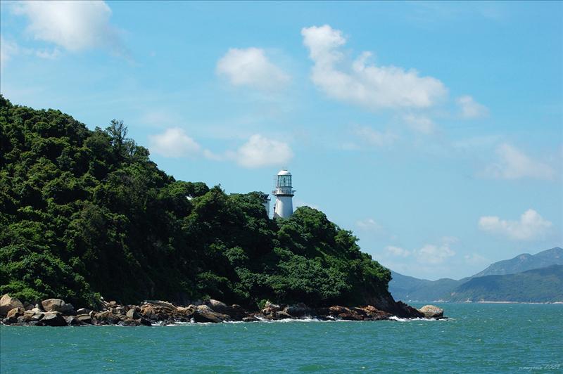 青洲 Green Island