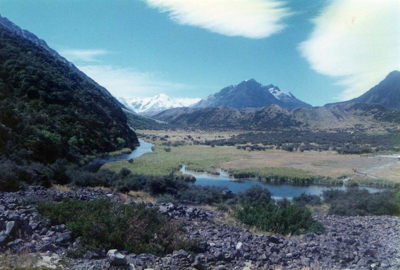 Mt Cook NP