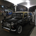Taxi cabs - stepping back in time and into Cuba