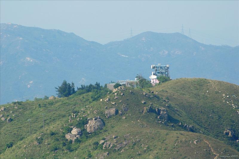 遠望微波連接系統站