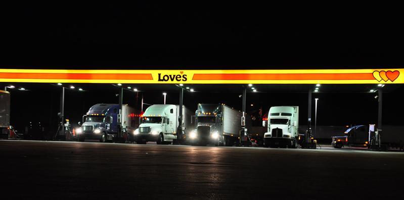 Love's Truck Stop