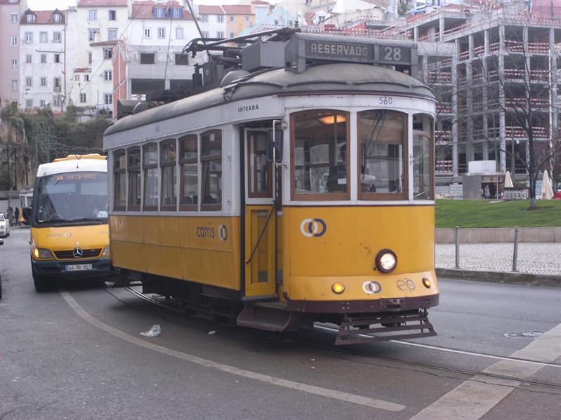 end station tram 28