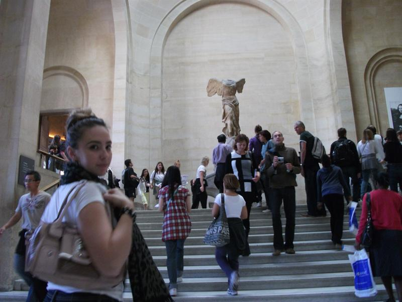 """The Winged Victory of Samothrace"""